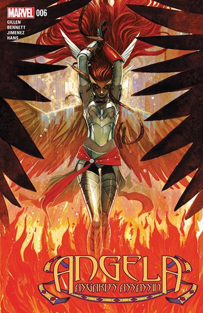 Angela - Asgard's Assassin 6