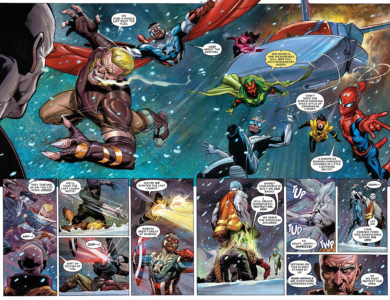 Avengers del futuro