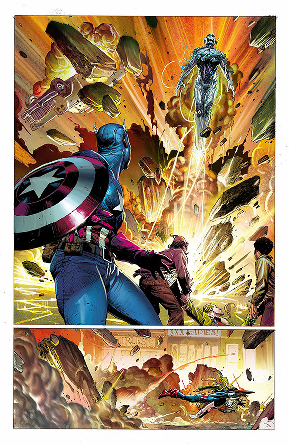 Avengers - Rage of Ultron - Interior