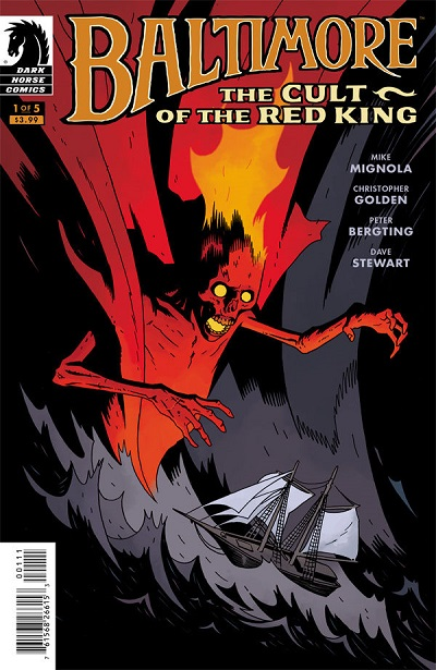 Baltimore - The cult of the Red King #1