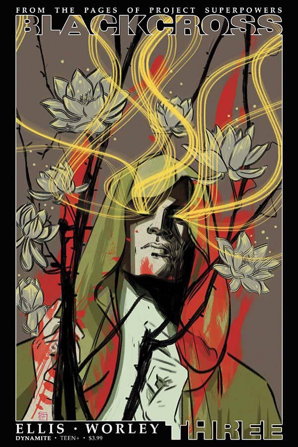 Blackcross #3 (Lotay Cover)