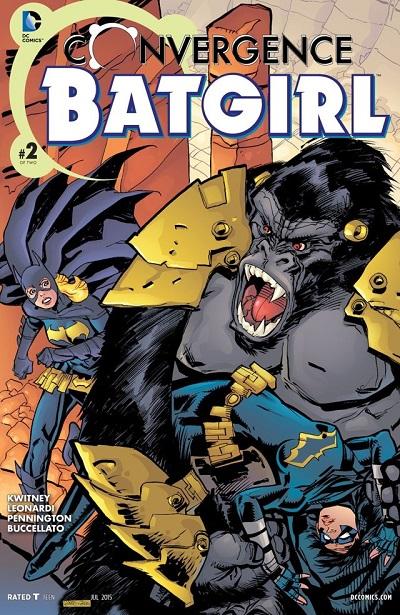 C - Batgirl 02