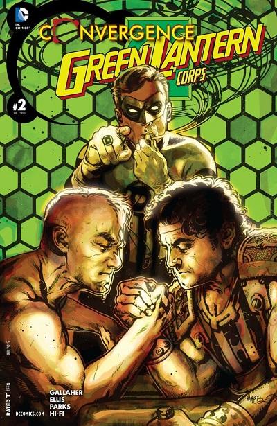 C - Green Lantern Corps 02