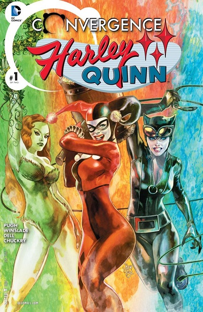 C - Harley Quinn 01