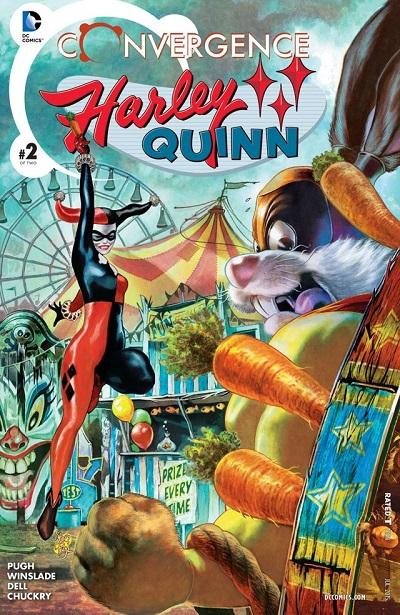 C - Harley Quinn 02