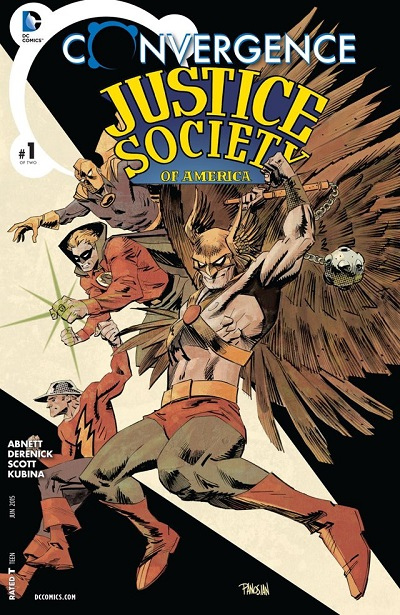 C - Justice Society of America 01