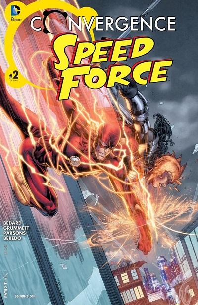 C - Speed Force 02