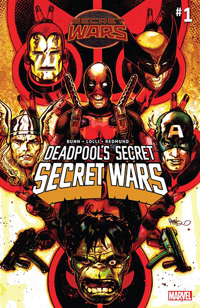 Deadpool's Secret Secret Wars 1