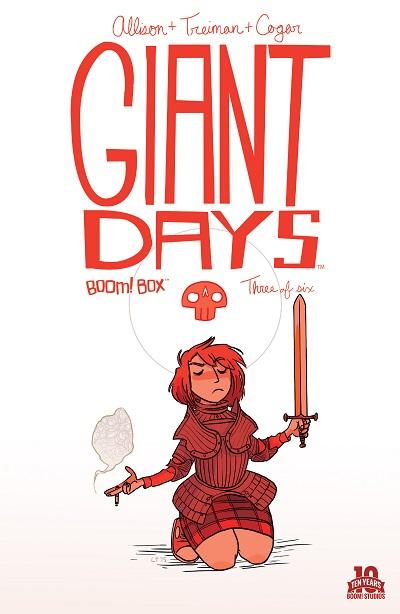 Giant Days #3