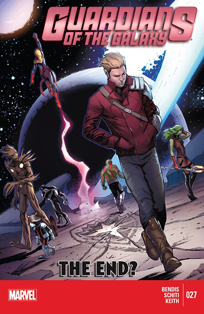 Guardians of the Galaxy 27