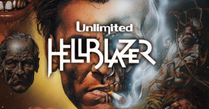Hellblazer de Unlimited