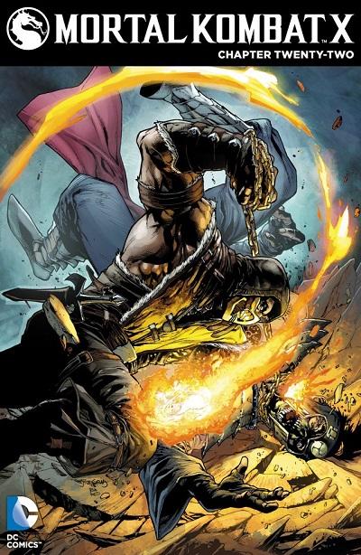 Mortal Kombat X 22