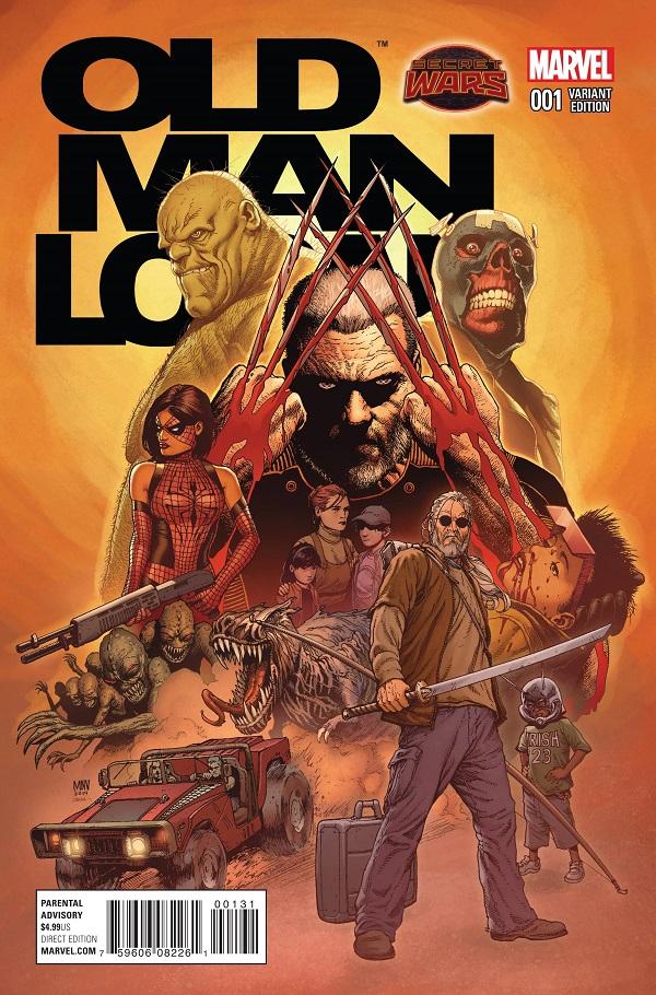 Old Man Logan #1 (McNiven Cover)
