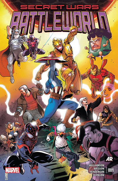 Secret Wars - Battleworld 1