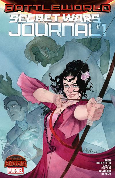 Secret Wars Journal 1