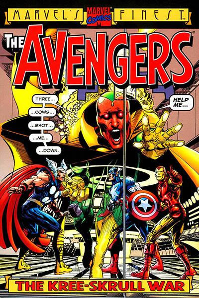 The Avengers - The Kree-Skrull Saga
