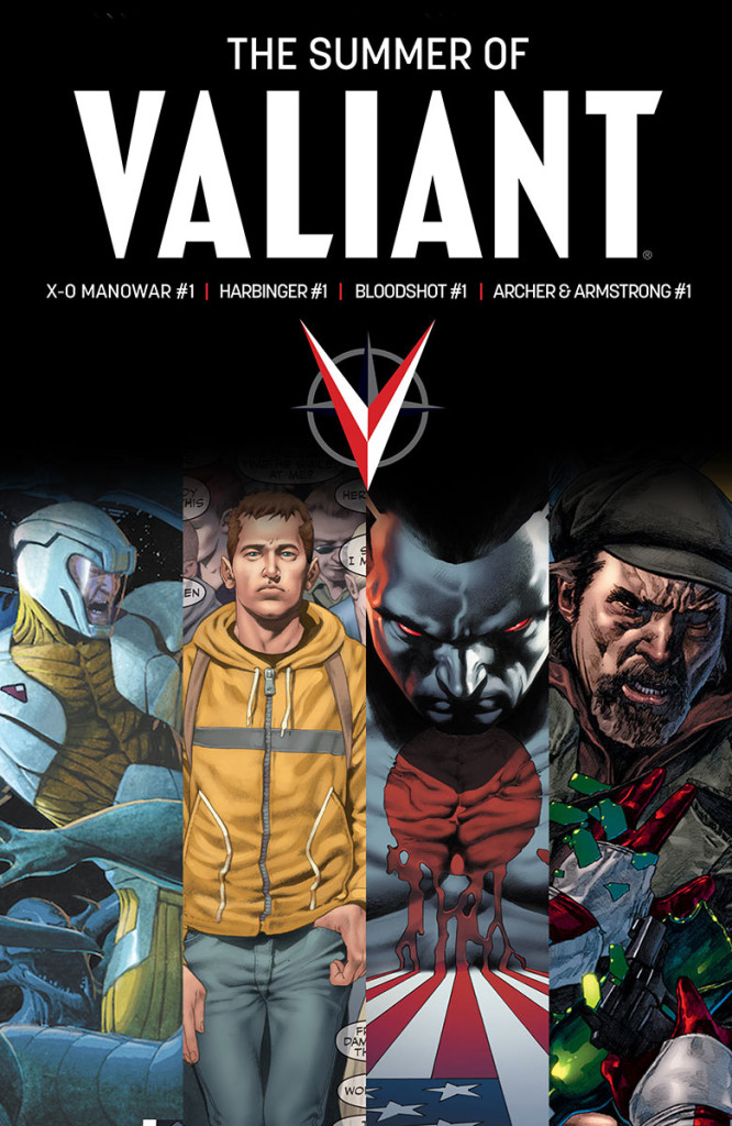 The Summer of Valiant 2012