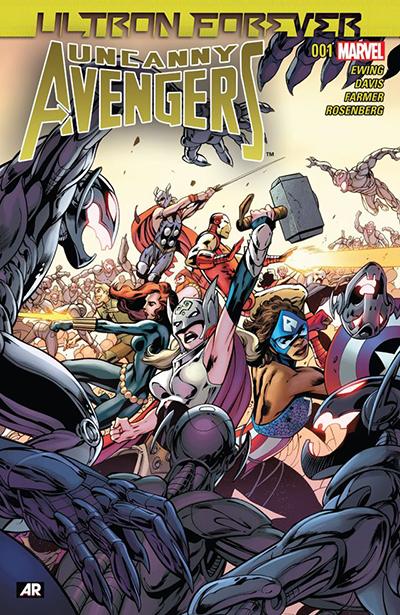 Uncanny Avengers - Ultron Forever 1