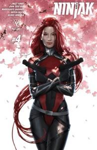 Ninjak #4