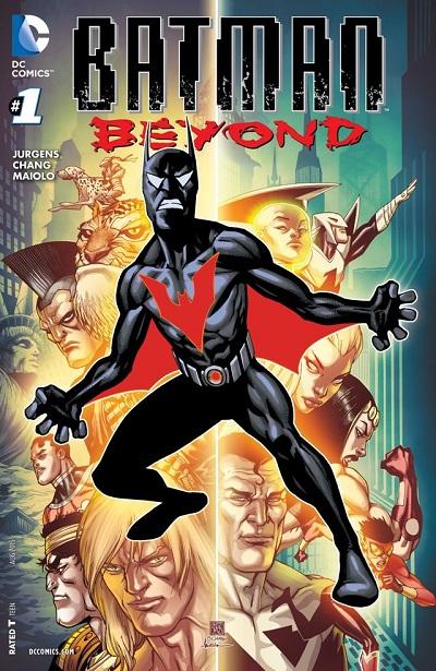 Batman Beyond 01