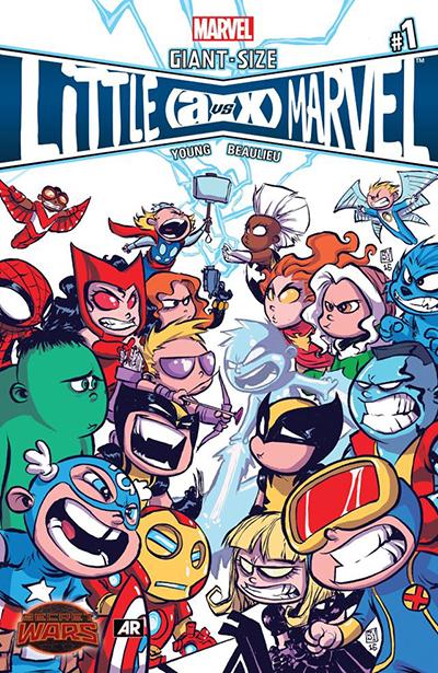 Giant-Size Little Marvel - AvX 1