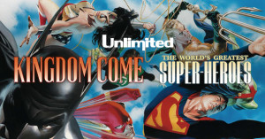 Unlimited - Alex Ross