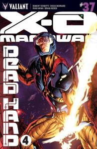 X-O Manowar 37