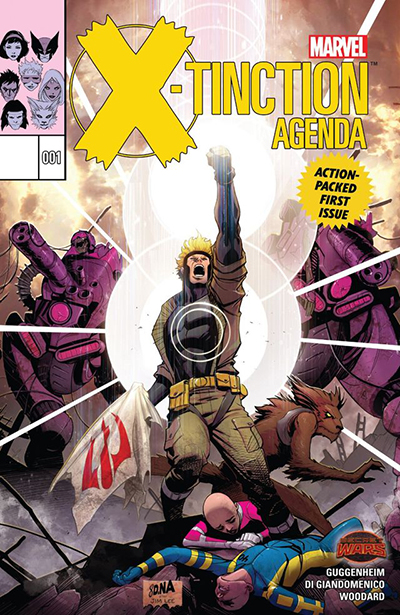 X-Tinction Agenda 1