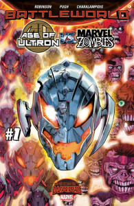 Age of Ultron vs Marvel Zombies 001
