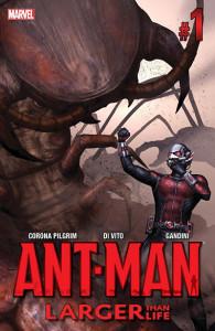 Ant-Man - Larger Than Life 1