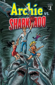 Archie vs. Sharknado #001