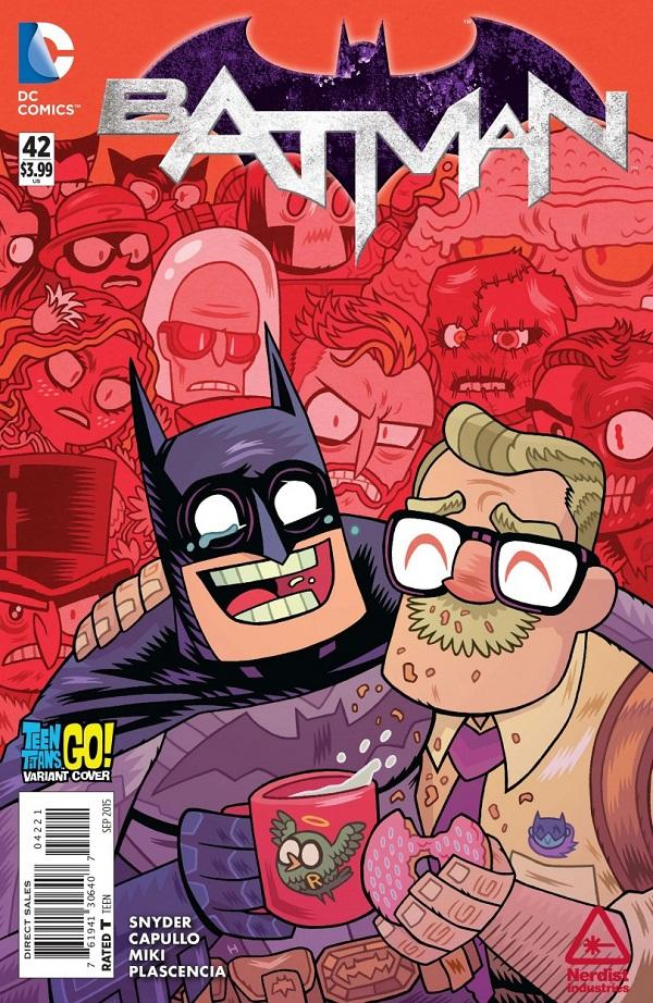 Batman #42 - Dan Hipp