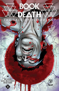 Book of Death - The Fall of Bloodshot 001