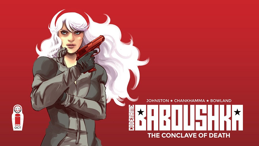 Codename Baboushka