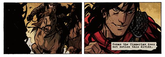 Conan the Barbarian 001-003