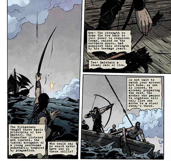 Conan the Barbarian 002-007