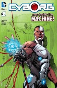 Cyborg #01