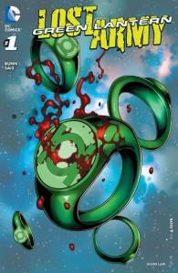 Green Lantern Lost Army #01