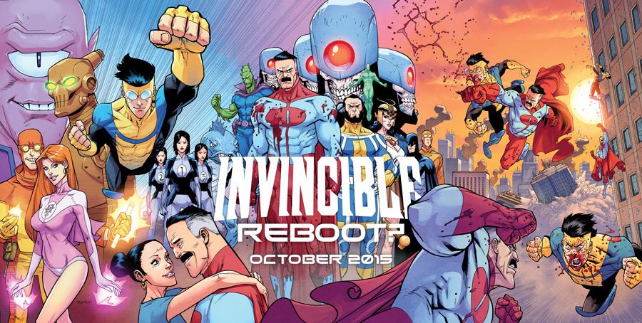 Invincible - Reboot