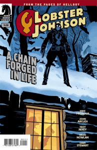 Lobster Johnson A Chain Forged in Life (One-Shot) 001