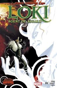 Lokig - Agent of Asgard 016
