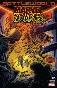Marvel Zombies 002