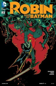Robin Son of Batman 02