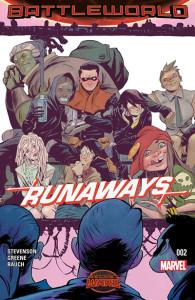 Runaways 002