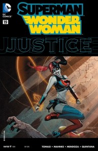 Superman y Wonder Woman 19