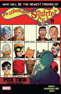 The Unbeatable Squirrel GIrl 6