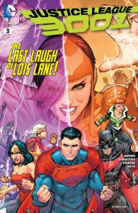 1. Justice League 3001 #03