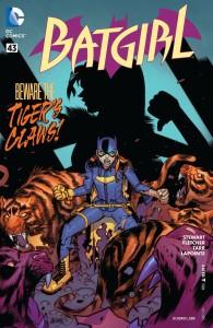 3. Batgirl #43