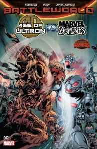 Age of Ultron vs. Marvel Zombies 002