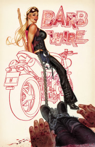 Barb Wire 002